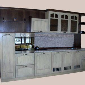 Кухня избелен дъб