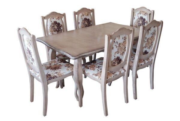 "Комплект маса и столове ""Мирела"""